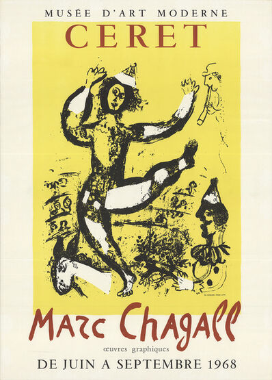 Marc Chagall, 'The Circus', 1968
