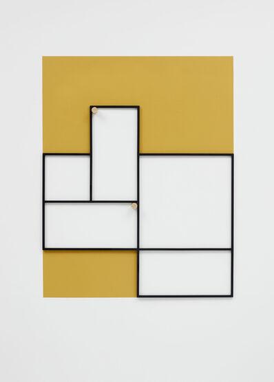 Mateo López, 'Estructura Modular No. 8', 2019