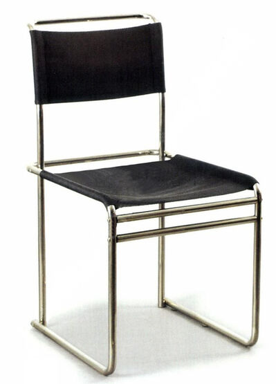 Marcel Breuer, 'Tubular steel chair. Model B5', 1927
