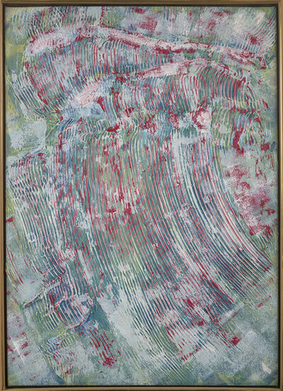 Walter Darby Bannard, 'Speed Queen', 1985
