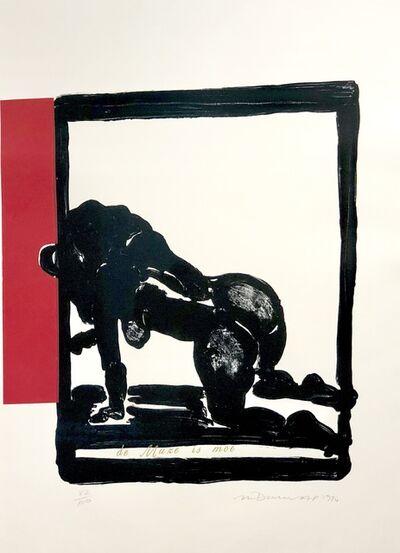 Marlene Dumas, 'De muze is moe', 1994
