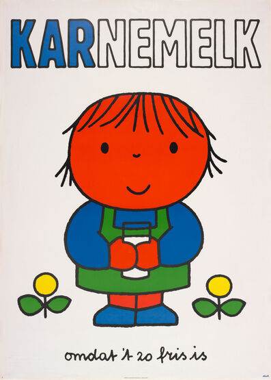 Dick Bruna, 'Karnemelk', 1971