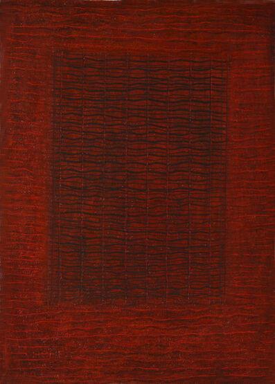 Edda Renouf, 'Dawn Letter-3', 2013