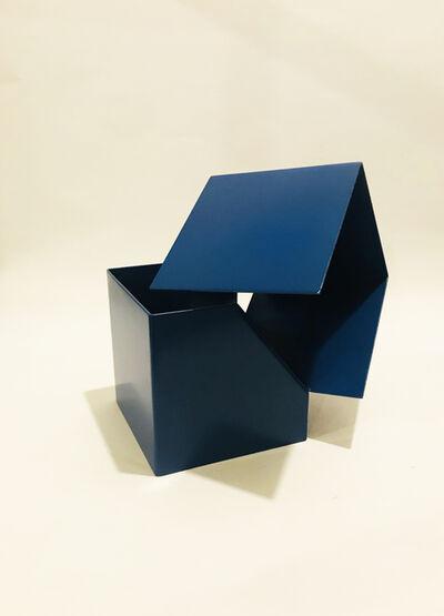 """Franz Weissmann, '""""Cubo Desconstruido""""', 1987"""
