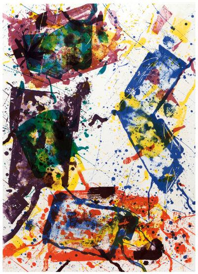 Sam Francis, 'Untitled 1982', 1982