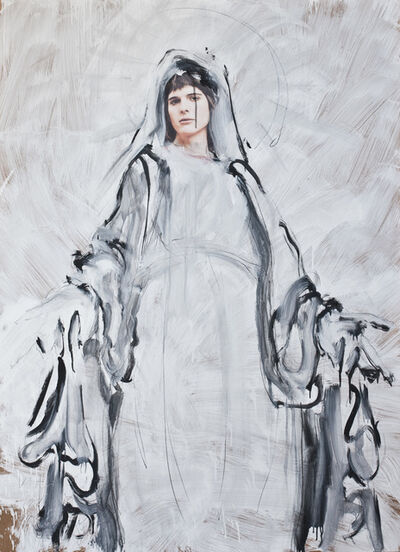 Peter Raneburger, 'Virgin of Mercy (hn I)', 2017