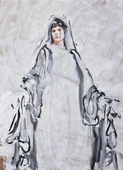 Peter Raneburger, 'Virgin of Mercy (hn I)', 2017