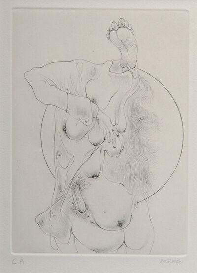 Hans Bellmer, 'A Sade #4', 1961