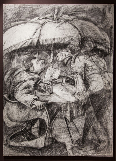 William Kentridge, 'Domestic Scenes', 1980