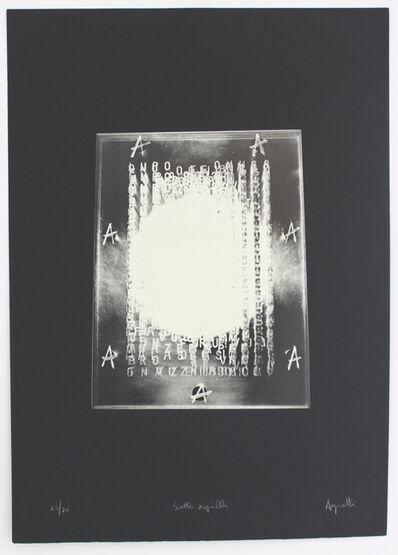 Vincenzo Agnetti, 'Fotomedia', 1975