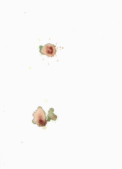 Franky Cruz, 'Pair 1 (green monarch)', 2019