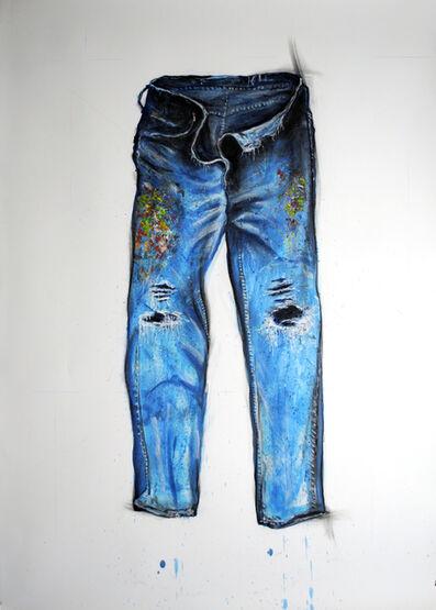 William Dunlap, 'Painters Pants I ', 2014