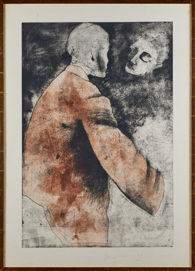 Jim Dine, 'The Brown Coat', 1977
