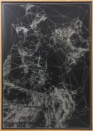 Quayola, 'Iconographies #27 : Judith & Holofernes d'après Artemisia Gentileschi', 2015