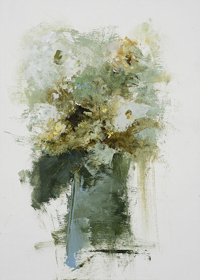 France Jodoin, 'Went to the Garden and Talked for an Hour', 2019