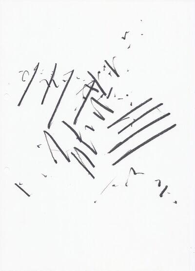 Imi Knoebel, 'Untitled ', 1972