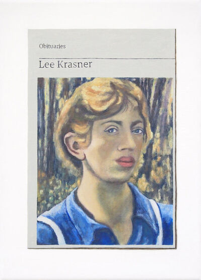 Hugh Mendes, 'Obituary: Lee Krasner ', 2019