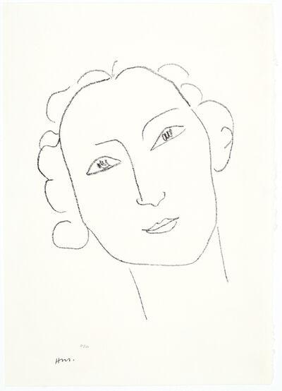 Henri Matisse, 'Marguerite III', 1945
