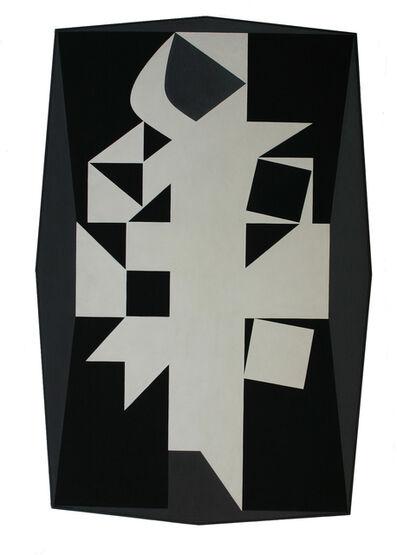 Victor Vasarely, 'erebus', 1949-58
