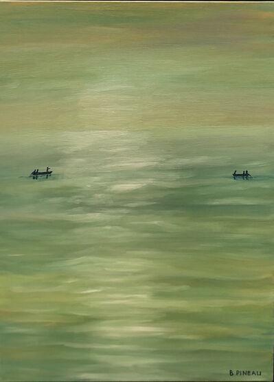Bernard Pineau, ' Reflet', 2014