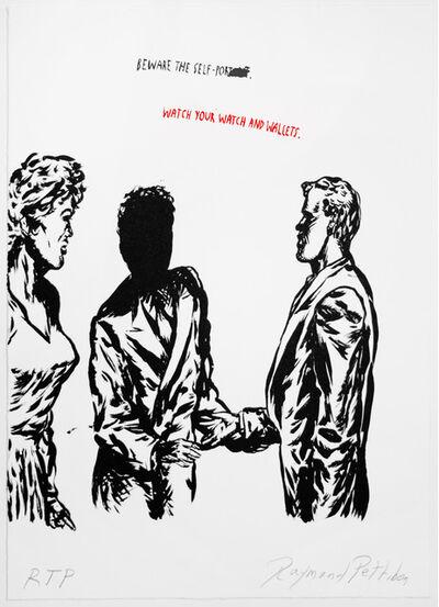 Raymond Pettibon, 'Untitled (Beware the...)', 2018