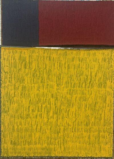 Soonik Kwon, 'Pile Up & Rub - Interstice (3-09)', 2021