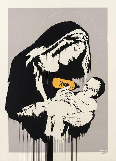 Banksy, 'Toxic Mary (Signed)', 2003