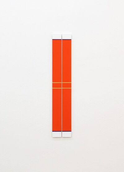 Michael Rouillard, 'Scroll Diptych', 2021
