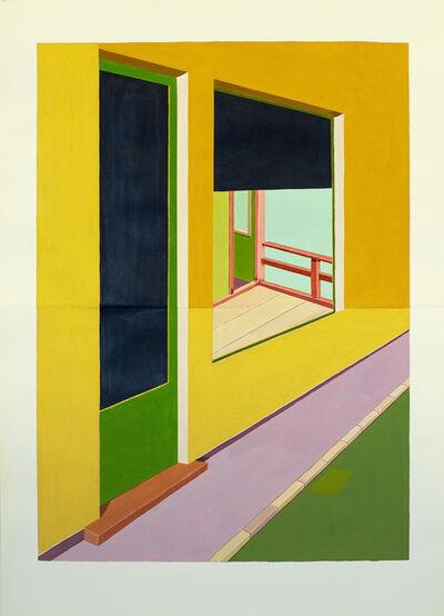 Jens Fänge, 'Ny dag (Die Straße X) ', 2007