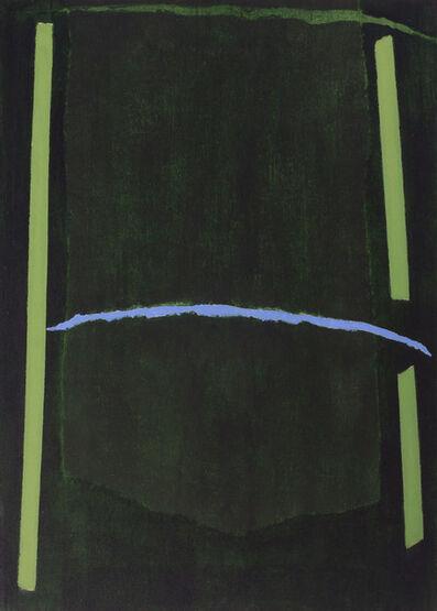 Theodoros Stamos, 'Infinity Field, Lefkada Series', 1970