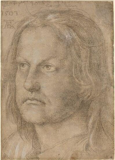 Albrecht Dürer, 'Hanns Dürer, Brother of Albrecht Dürer', probably 1510