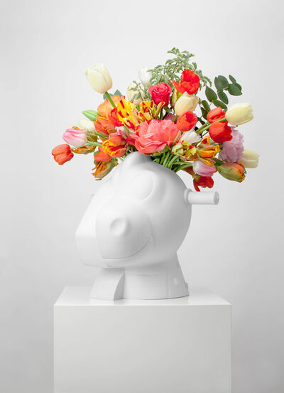 Jeff Koons, 'Split Rocker Vase by Bernardaud', 2013