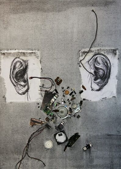 Asya Dodina Slava Polishchuk, 'Is Anyone Listening or Am I talking to myself?', 2011