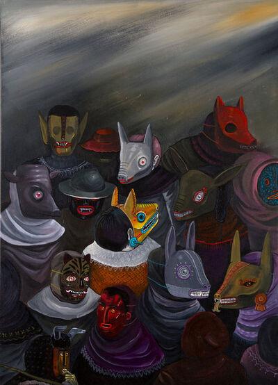 Saner, 'El extraño dentro de una multitud', 2013