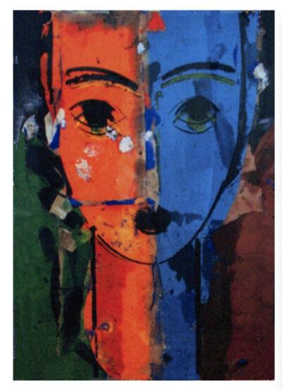 Manolo Valdés, 'Rostro II', 2000