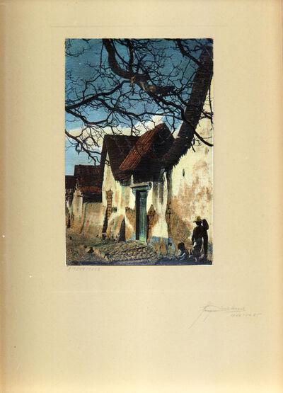 Hugo Brehme, 'Amecameca', ca. 1920
