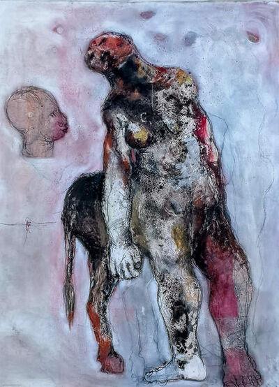 Sadikou Oukpedjo, 'Divination', 2018