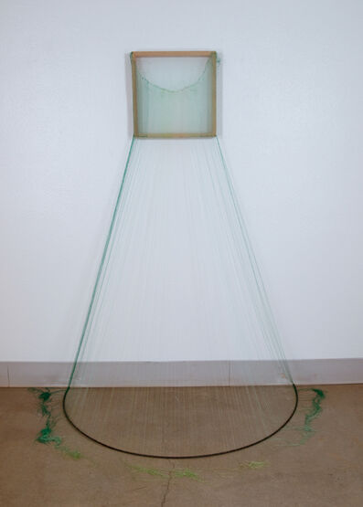 Jen Pack, 'GREEN DIMENSION', 2004