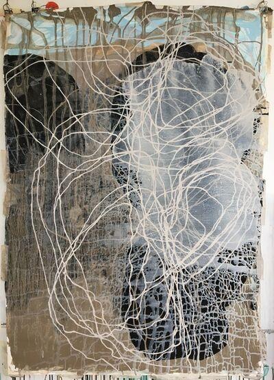 Sara Dudman RWA, 'Dynamic Equilibrium (Stone Dialogue) 03', 2020