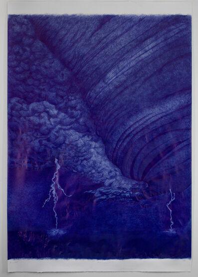 Jan Fabre, 'Berlin/ Tornado's - (VIII)', 1988