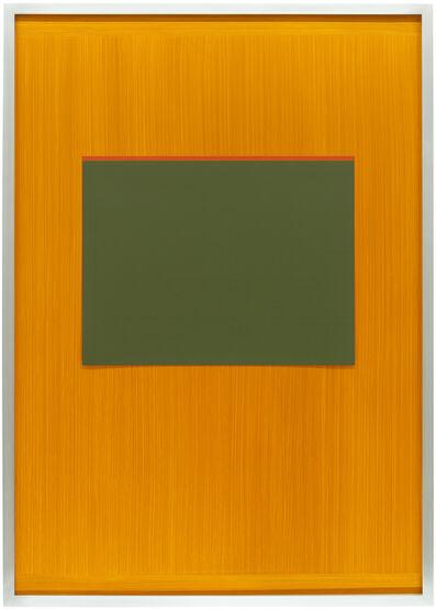 Imi Knoebel, 'Drunter und Drüber Z 36', 2007