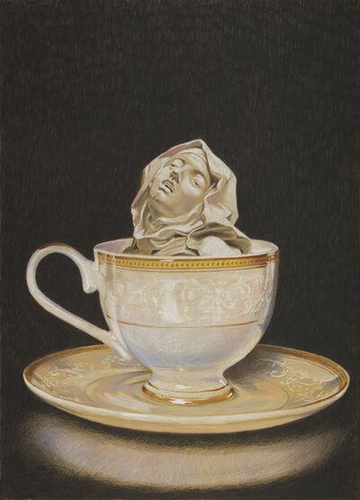 Eric Yahnker, 'The Caffeination of St. Teresa', 2020