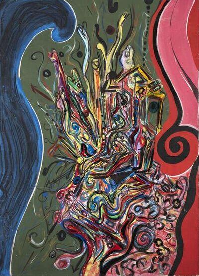 Aldo Mondino, 'Senza Titolo'