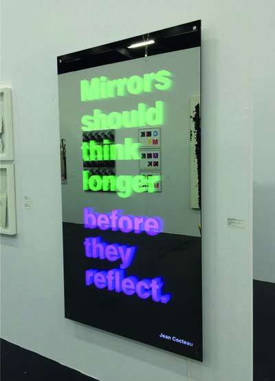 Michael Schuster, 'Mirror Should Think Longer Before They Reflect', 2015