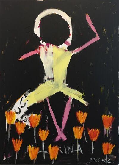 Niclas Castello, 'Ballerina', 2016