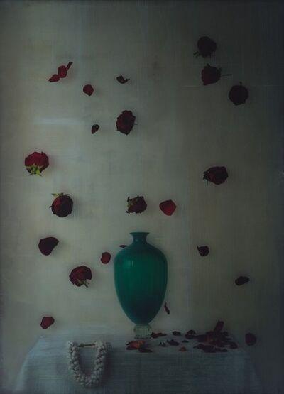 Titus Brein, 'Vienna Rose I'