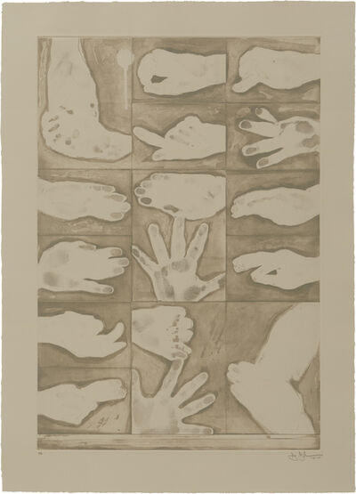Jasper Johns, 'Untitled', 1998-2015
