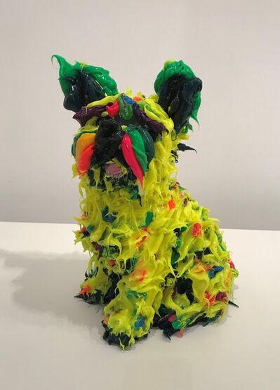 Ismael Lagares, 'Yellow Dog', 2019