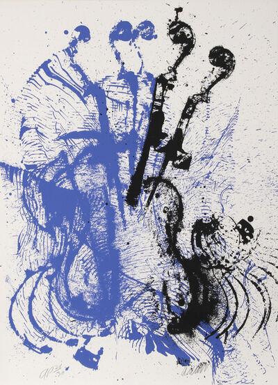 Arman, 'Electric Concerto', 1979