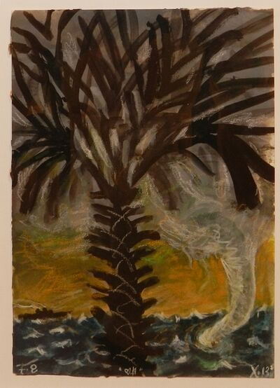 Frank X. Tolbert, 'Palm Tree / Water Spout', 2013
